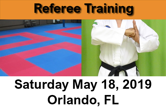Referee Class C Training
