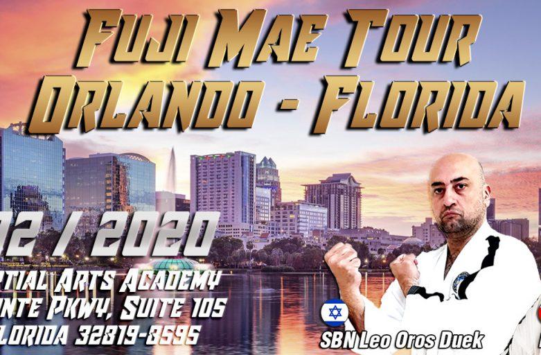 Fuji Mae Tour 2020